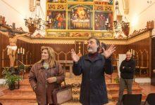 La Diputació avanza en el proyecto de rehabilitar el Monasterio de Llutxent