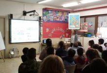 El CD Almàssera FS imparte charlas en los colegios