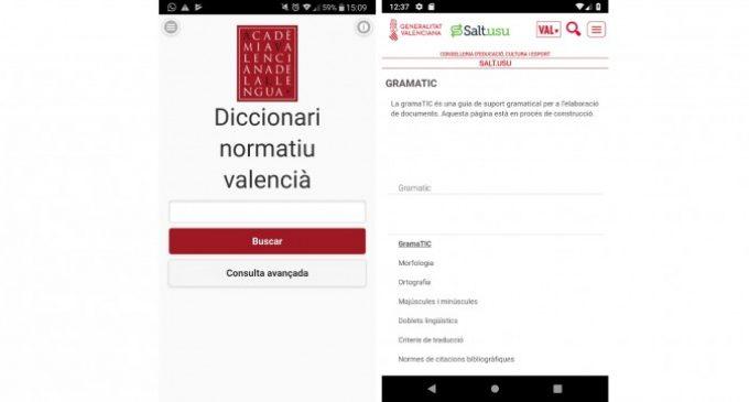 Educació actualitza l'aplicació del 'Salt.usu' per a mòbils i tauletes
