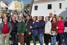 Els jubilats i pensionistes d'Almussafes gaudeixen d'un cap de setmana a Benidorm
