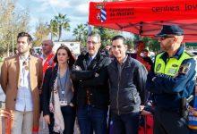 La Policia Local de Mislata obri les seues portes per a promocionar la seguretat ciutadana