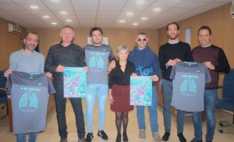 Foios presenta la VI edició de la 10 k per la Fibrosi Quística