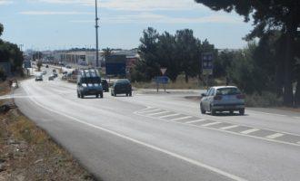 Dos nuevas rotondas mejorarán la circulación de Manises al By-Pass con fondos de la Diputació