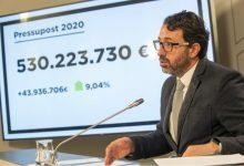 Diputació presenta sus presupuestos con mayor inversión municipal de la historia