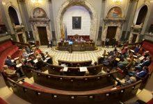 Joan Ribó guanya el suport de la majoria del ple front a la proposta de reprovació de l'oposició