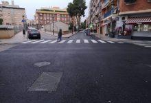 L'Ajuntament culmina les millores de quatre carrers en Benimàmet-Beniferri