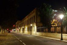 L'Ajuntament de València ha executat el 50% del pla d'intervenció en ellumenat públic IDAE II