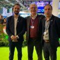 Alejandro Ramón posa en valor l'exemple de València en la cimera del clima