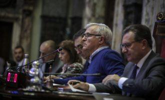 València és la primera gran ciutat d'Espanya a aprovar el seu pressupost municipal