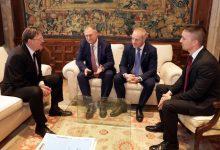 Ximo Puig anuncia que Llíria serà seu del Preolímpic d'Handbol Femení 2020