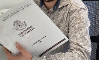 Manises inicia la tramitación de los Presupuestos 2020