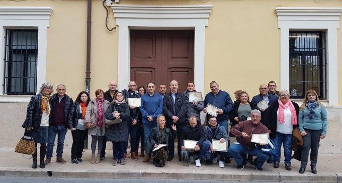 """Manises compta amb noves zones restaurades pel taller d'ocupació """"Manises 2018"""""""
