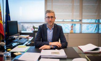 """Arcadi España: """"Estem treballant en el que serà FGV i Metrovalencia en el futur"""""""