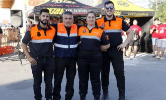 Protección Civil Puçol: premio a su labor solidaria