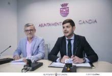 Gandia continua concedint ajudes complementàries als afectats per l'incendi de Marxuquera
