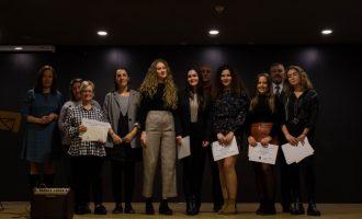 Llíria reconeix l'esforç acadèmic de 31 estudiants de la localitat