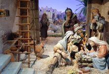La familia Civera-Novella transforma el belén de Meliana en un gran diorama