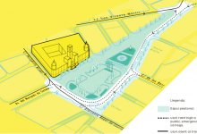 València vol una Plaça de l'Ajuntament per als vianants, verd i accessible