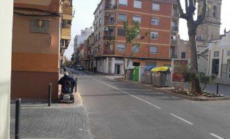 Albal invierte 750.000 euros en modernizar las calles Santa Anna, Sant Blai y Sant Antoni