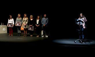 "La XII Mostra de Teatre Amateur de Torrent acaba con ""Mujer atrapada"""