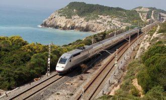 Les diputacions de València, Castelló, Tarragona, Barcelona, Lleida i Girona reclamen l'impuls del Corredor Mediterrani