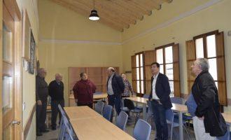 Burjassot obri el seu Centre Social Bailén després de la seua rehabilitació