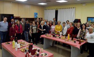 Un Grup de Dones muy solidario estrena sede en Burjassot por Navidad