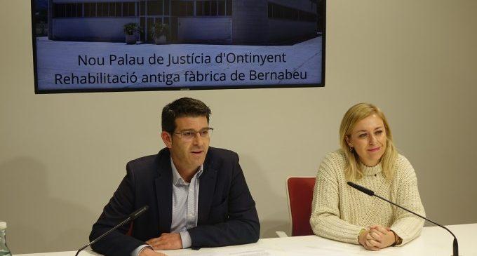 Ontinyent construirà el nou Palau de Justícia al barri del Llombo
