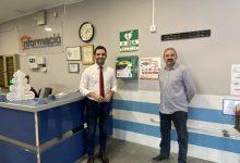 Paterna instal·la desfibril·ladors en tots els centres esportius municipals