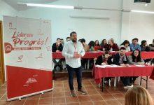 Fran López rep el suport unànime a la seua gestió al capdavant de Joves Socialistes