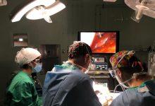 L'Hospital Arnau de Vilanova realitza una nova extirpació de renyó