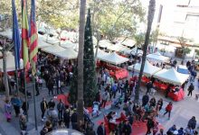 Los comerciantes de Aldaia organizan una Feria de Navidad de récord