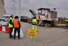 Alboraia millora les infraestructures del Polígon Camí a la Mar
