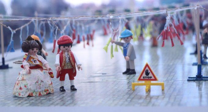 L'exposició de Playmobil més gran de la Comunitat Valenciana obri a Torrent