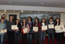 Alzira entrega los premios del III Concurso de Redacción en Valenciano