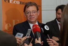 Puig destaca la necessitat de tindre 'les millors infraestructures possibles' per a millorar la competitivitat