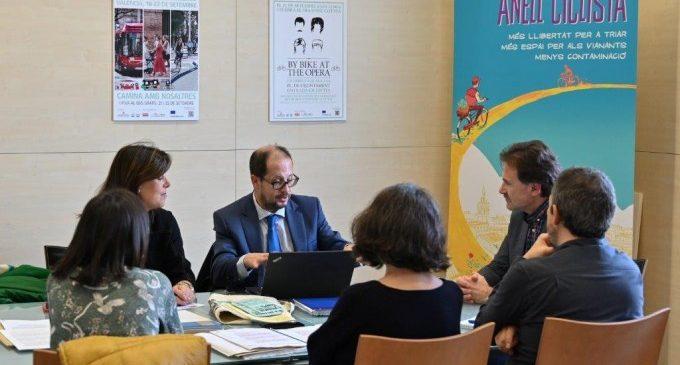 València, primera ciutat consultada per la DGT per a la futura normativa de mobilitat