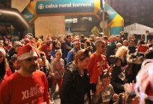 La Sant Silvestre de Torrent supera el rècord amb 4.127 corredors