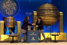 El segon premi del Sorteig de Nadal es reparteix entre Alacant i València