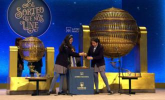 El segundo premio del Sorteo de Navidad se reparte entre Alicante y València