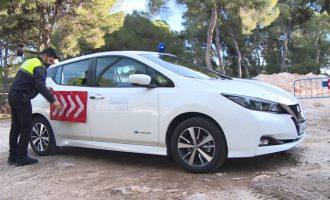 La Diputació subvenciona 130 vehicles elèctrics i 80 punts de recàrrega en 108 municipis valencians