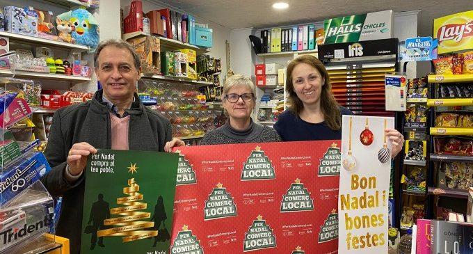 Museros llança la campanya de foment del comerç local per Nadal