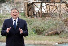 """Puig anuncia que impulsarà un """"gran pacte verd"""" per a fer front a l'emergència climàtica en 2020"""