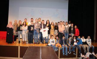 Carrusel d'emocions i premis en la XVII Gala de l'Esport d'Albal