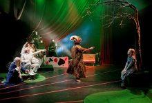 Sala Russafa arranca la programación navideña con el estreno de 'Alicia en Wonderlad, el regreso'