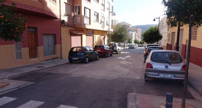 Ontinyent completa les modificacions de trànsit a Sant Rafel