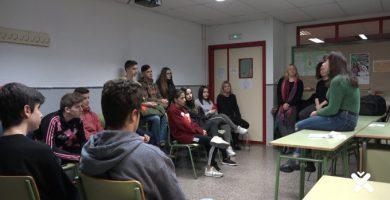 """""""Para ESO... Innovarte"""", ideas de futuro en el IES Berenguer Dalmau de Catarroja"""