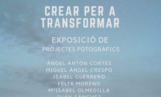 """Catarroja presenta la exposición: """"Crear per a transformar"""""""