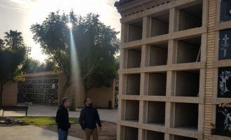 S'incrementa l'oferta de nínxols al cementeri del Cabanyal