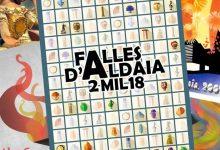 Aldaia inicia el concurs per a triar els cartells de les Falles 2020